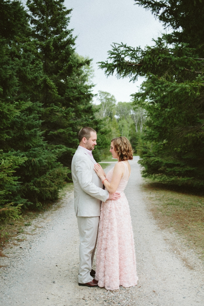 drummond island wedding