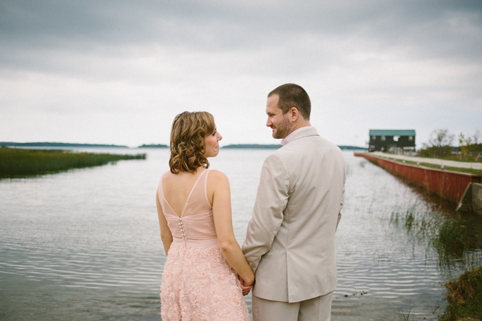 drummond island michigan wedding
