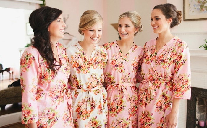 Floral-Bridesmaid-Robe