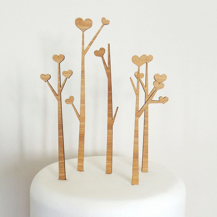 Heart-Tree-Cake-Topper