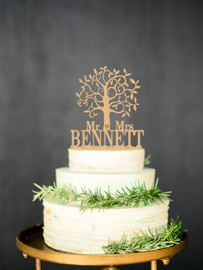 11 Awesome Cake Toppers From Etsy