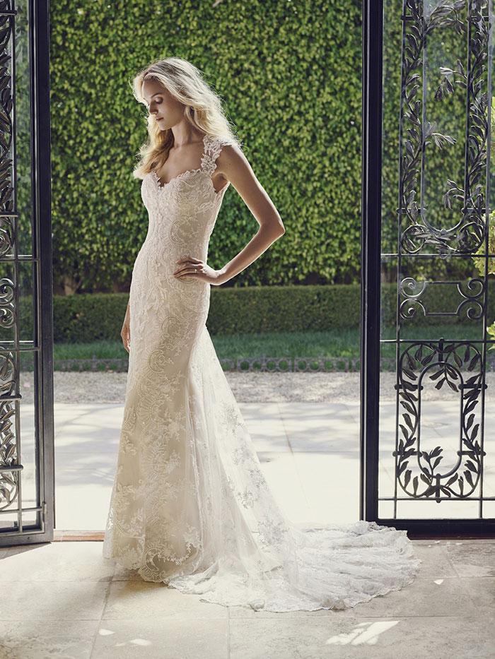 Casablanca Wedding Gown