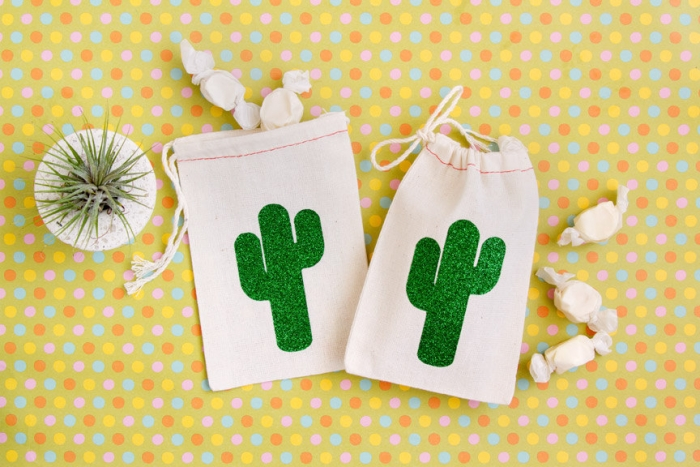 Cactus Gift Bags