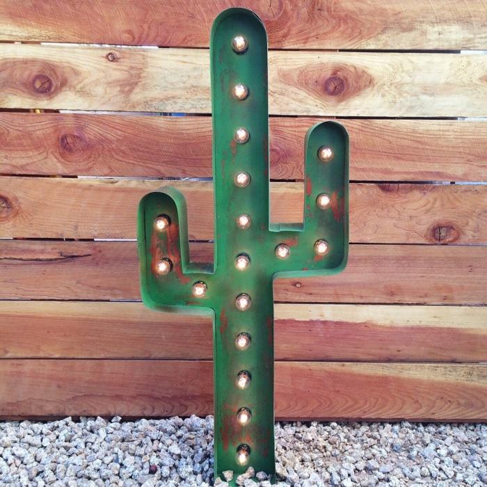 Cactus Marquee