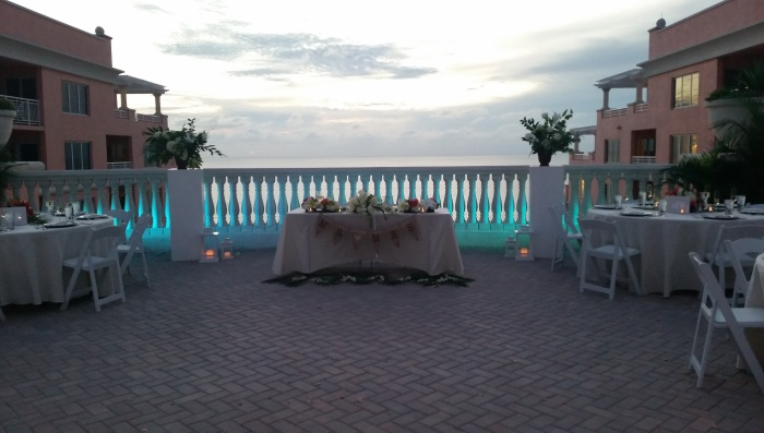 Hyatt-Clearwater-FL-Reception-on-Sky-Terrace