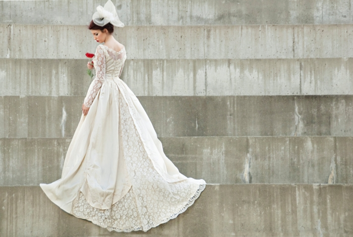 Lace Wedding Dress Ballgown