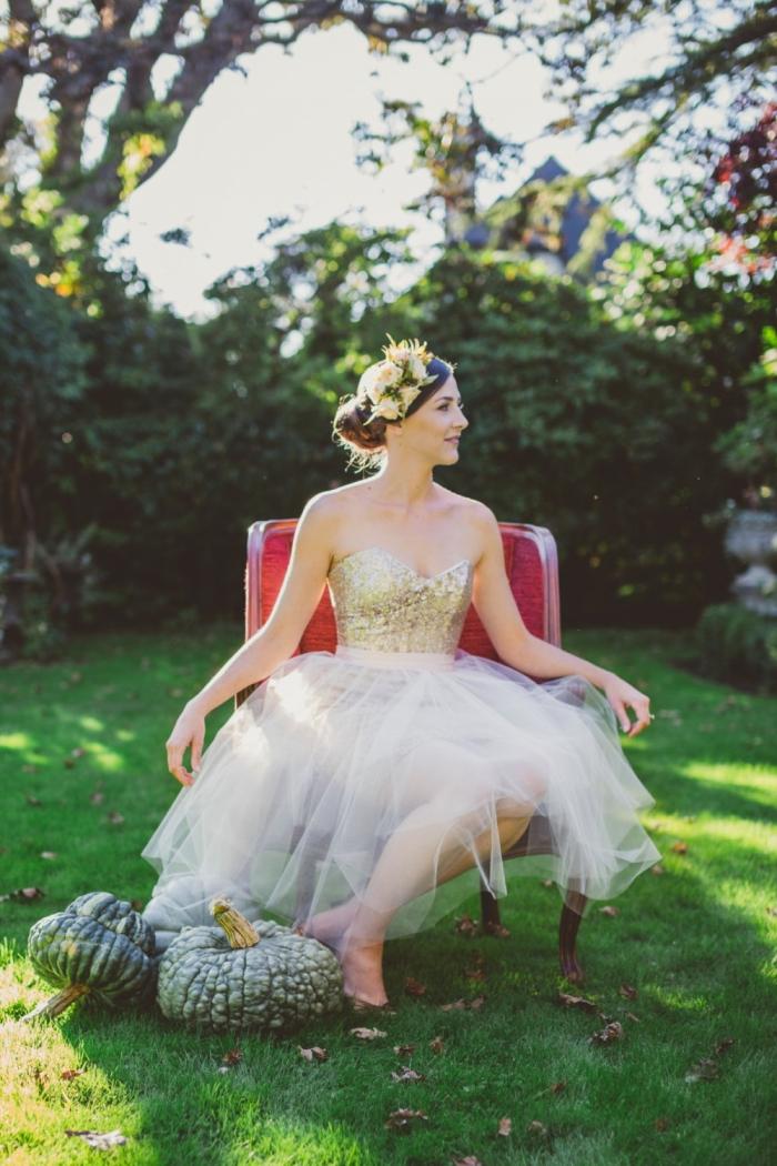 Short Sequin Convertable Dress