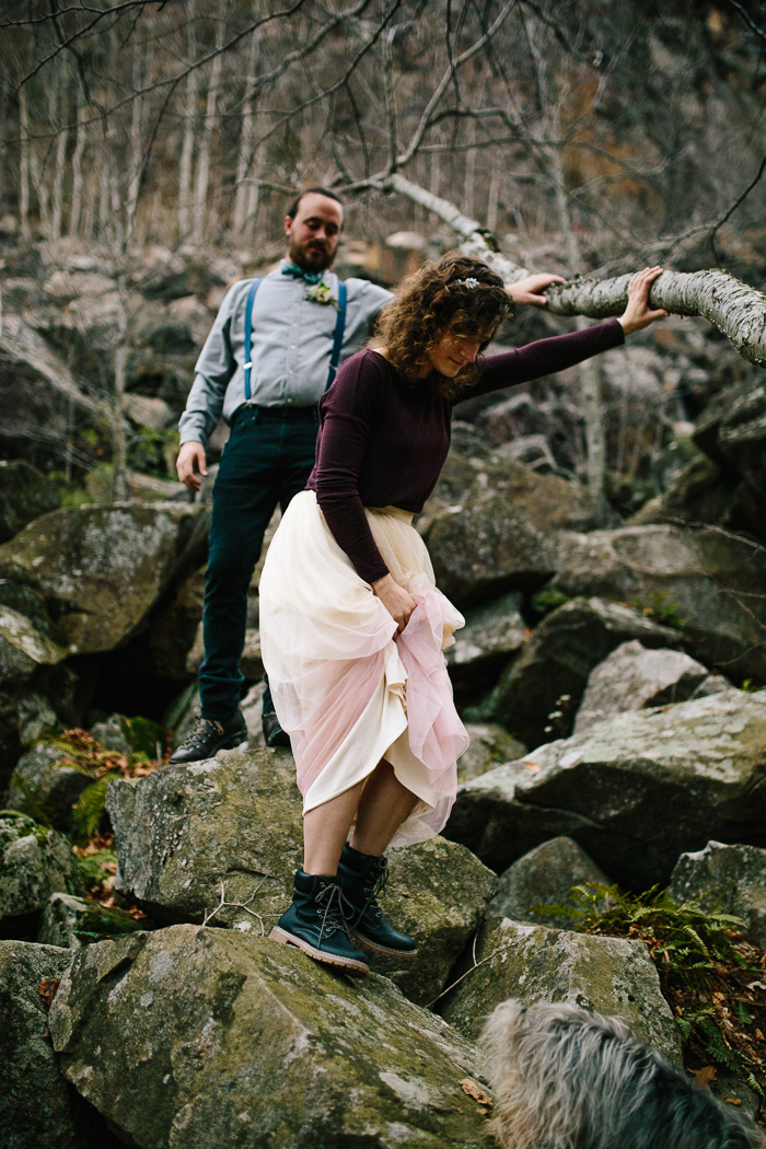 Woodland-elopement-styled-shoot-Ramblefree-Photo-Co-16