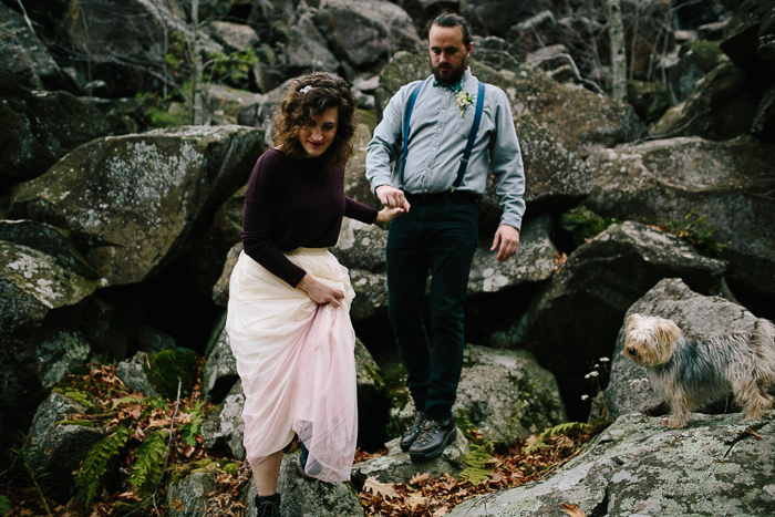 Woodland-elopement-styled-shoot-Ramblefree-Photo-Co-19