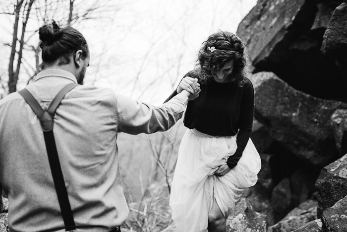 Woodland-elopement-styled-shoot-Ramblefree-Photo-Co-41