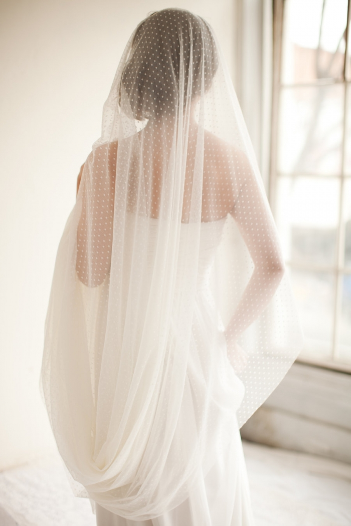 cathedral veil