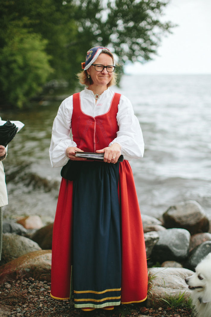 swedish wedding officiant