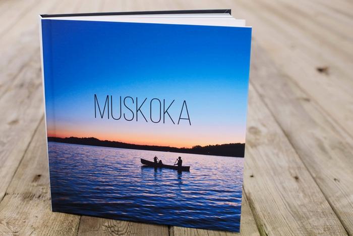 muskoka photo book