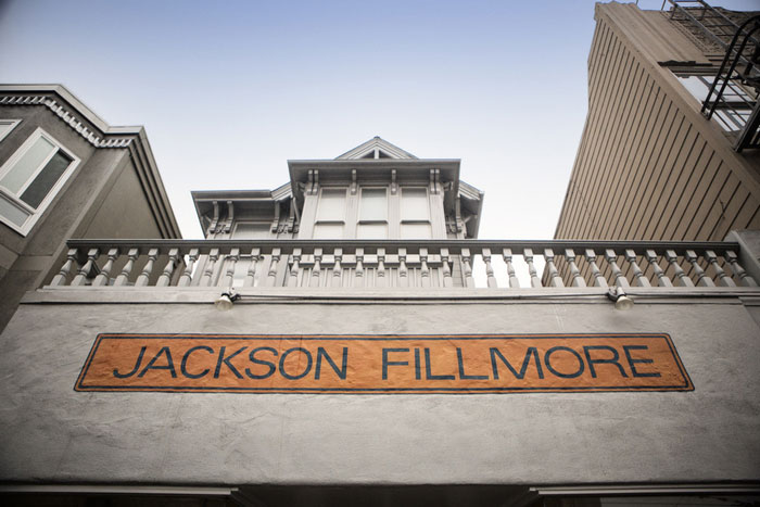 Jackson Fillmore sign