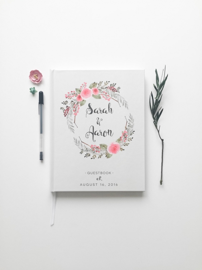 http://www.intimateweddings.com/wp-content/uploads/2016/04/classy-flower-guest-book-700x933.jpg