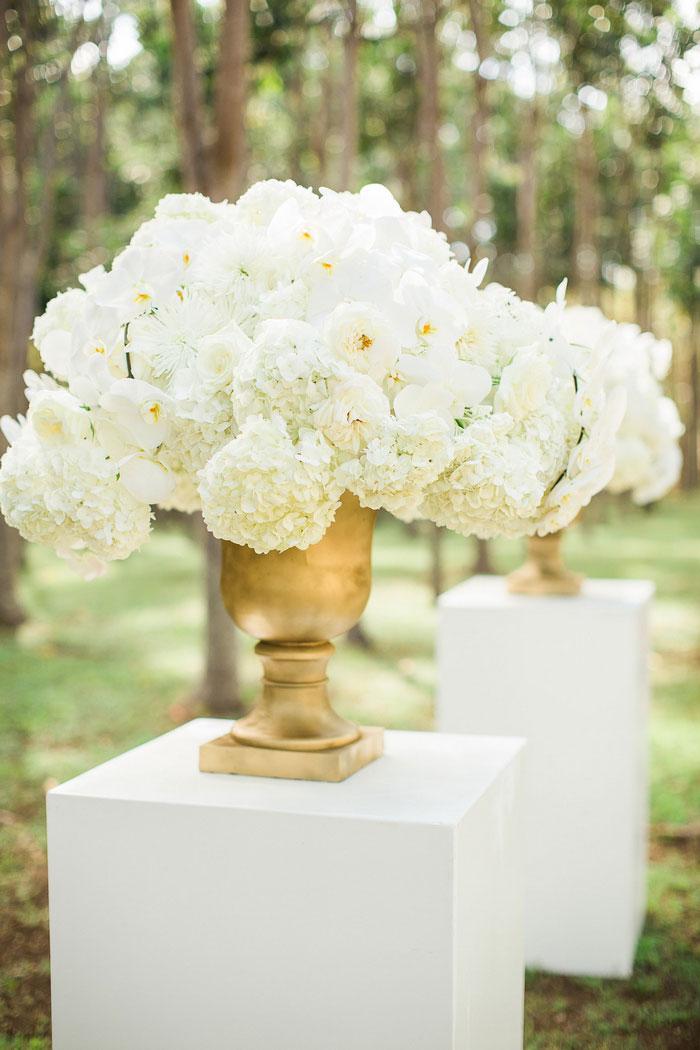 altar floral arrangement