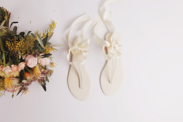 sandals wedding shoes
