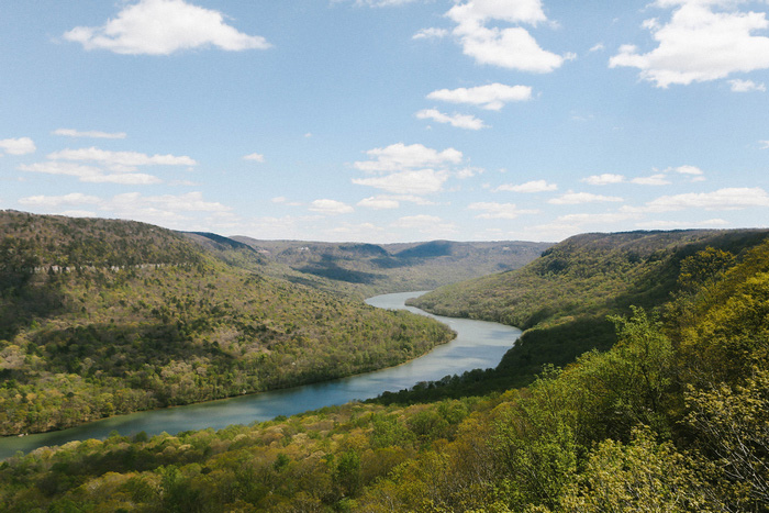Chattanooga river