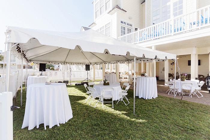 Kimberly And Parker S North Carolina Beach Wedding