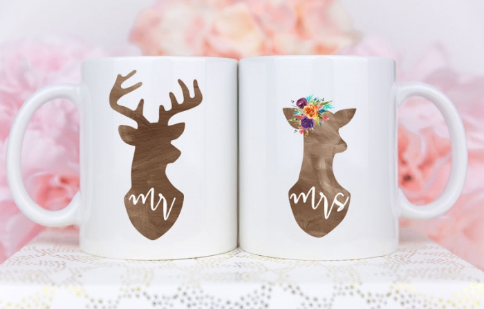 mr mrs mugs