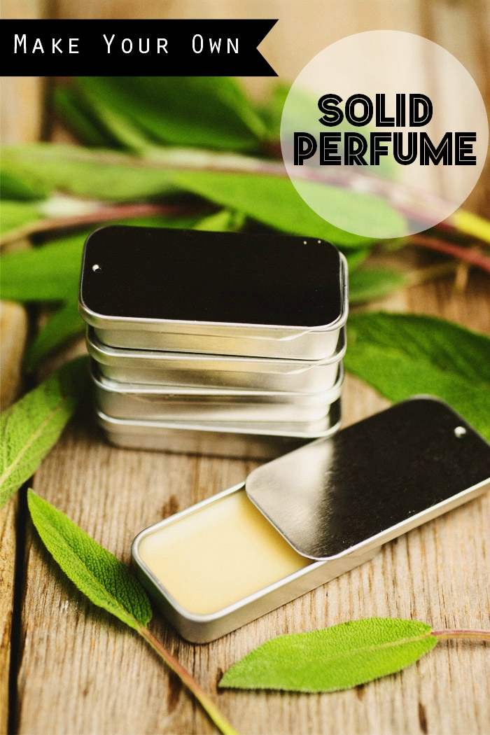 solid perfume diy