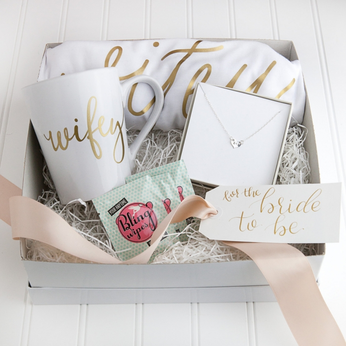 Cute Wedding Gift Ideas For Bride : with Etsy Intimate WeddingsSmall Wedding BlogDIY Wedding Ideas ...