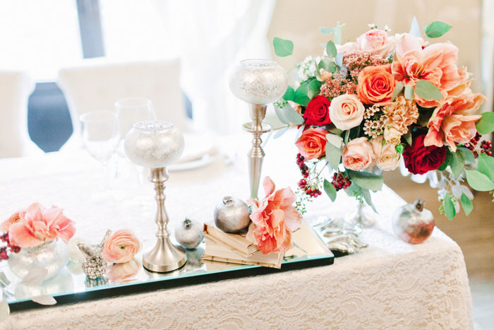 sweetheart table props