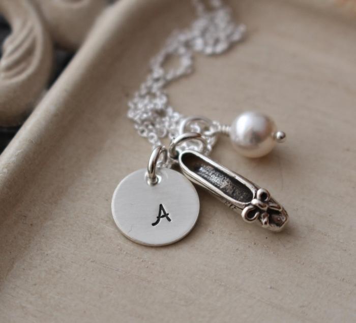 ballet key charm
