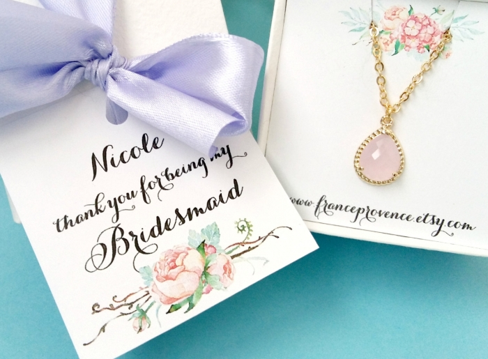 necklace blush