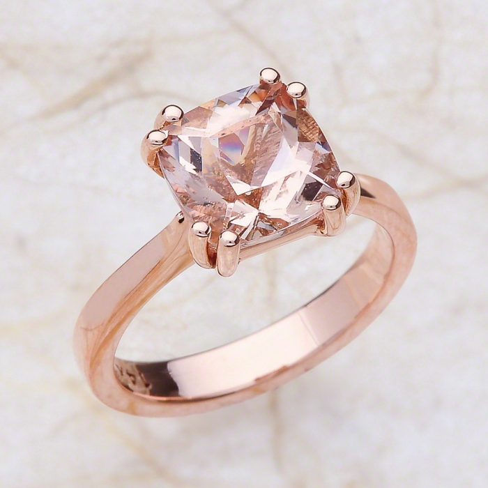 Rose gold engagement rings intimate weddings small for 5 golden rings decorations