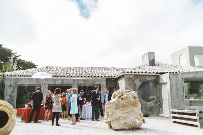 pre-wedding reception