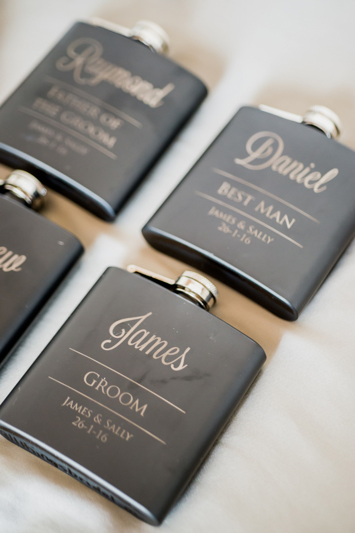 custom groomsmen flasks