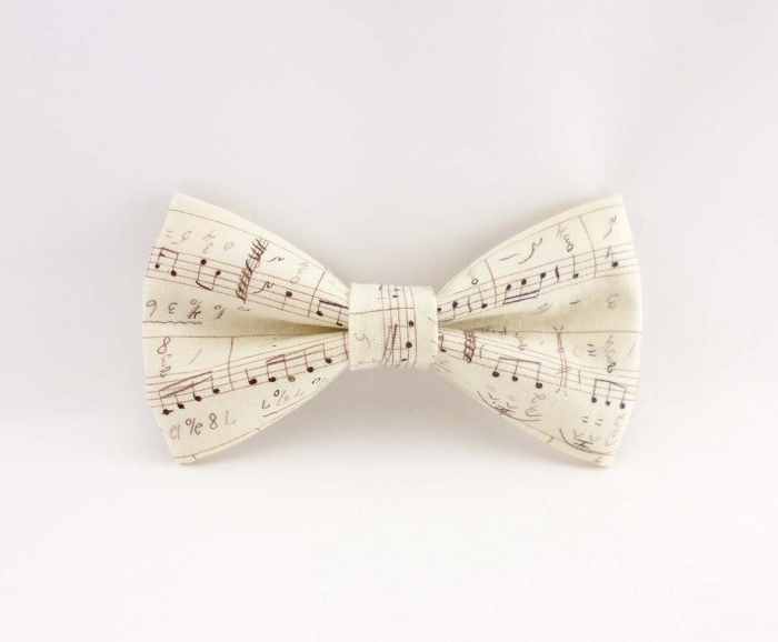 music bowtie