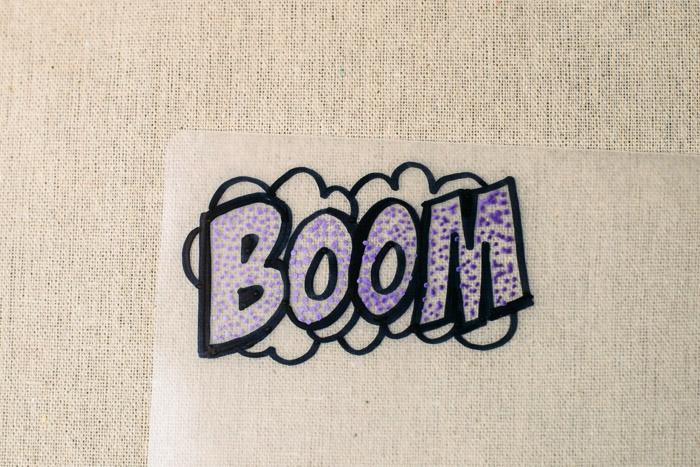 comic bubble action pins