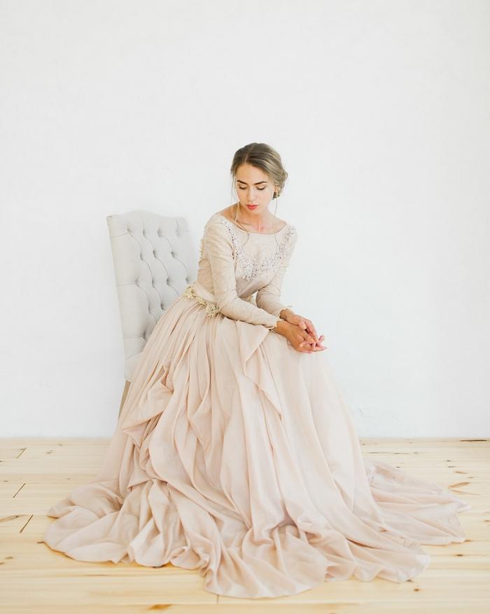 Winter Wedding Dresses With