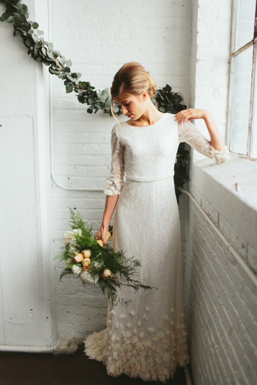 Classy small wedding