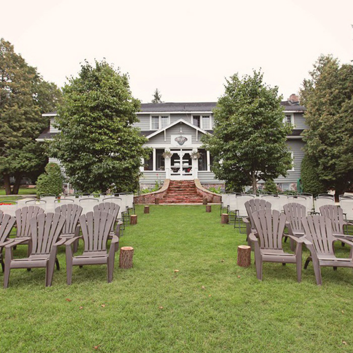 Unique Wedding Venues In Manitoba: Wedding Locations In Port Sydney