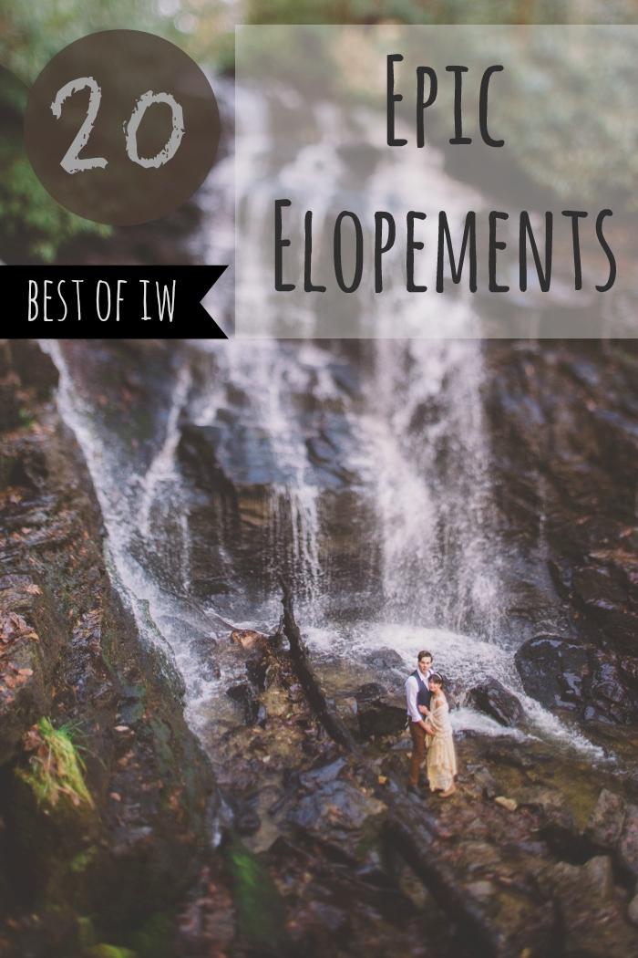 epic elopements