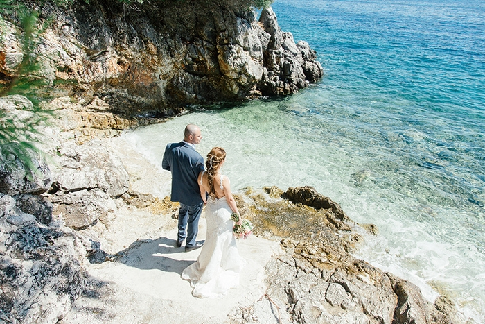 corfu greece elopement