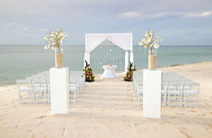 occidental cozumel destination wedding