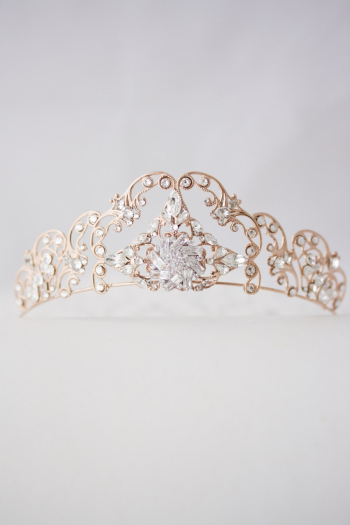 12 Drop Dead Gorgeous Bridal Headpieces Intimate