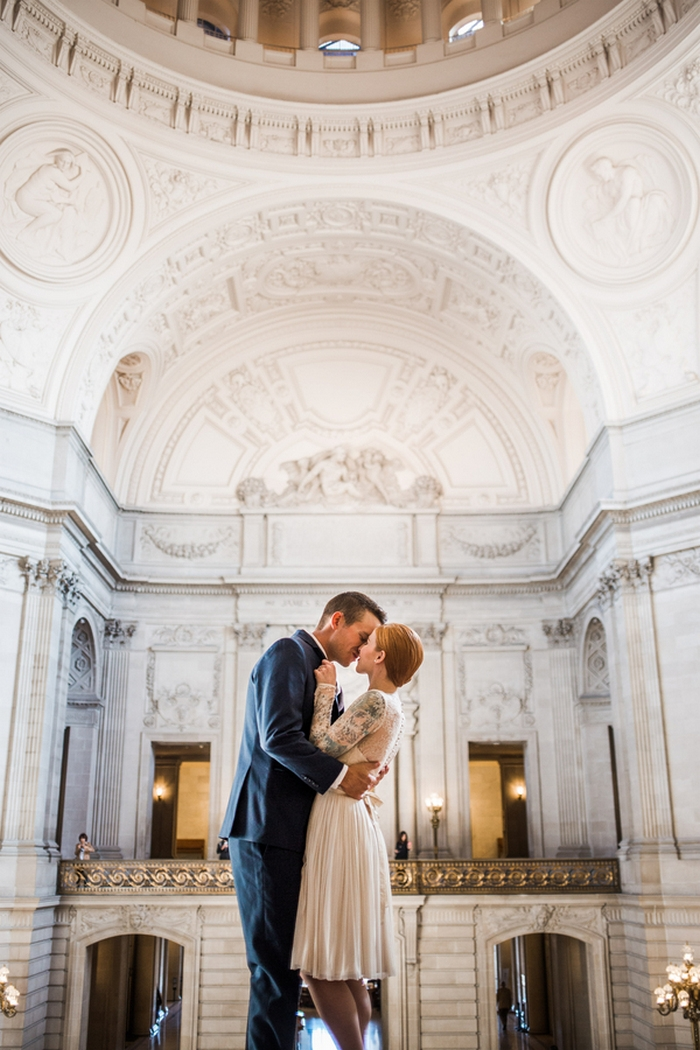 wedding ideas san francisco greta and caleb s san francisco city elopement 28301