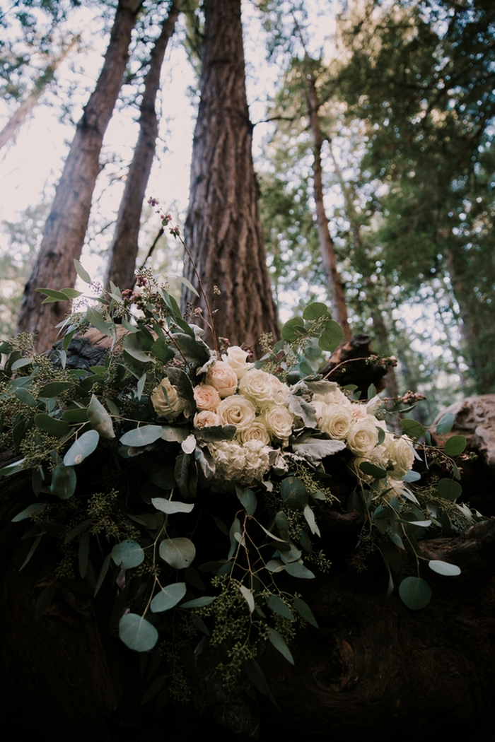 intimate wedding in Big Sur
