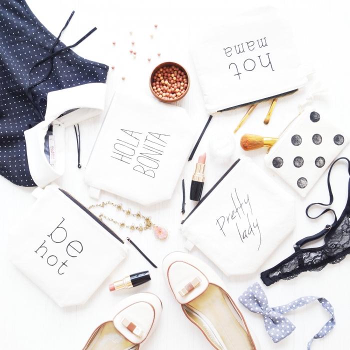 10 Makeup Bags For Your Bridesmaids