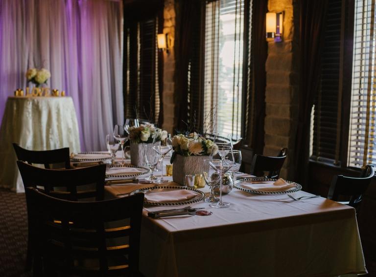 Sw steakhouse wedding