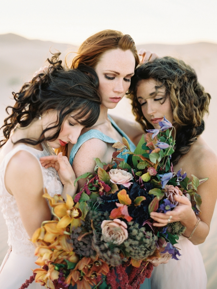 3649ba3a53e Hello Beautiful! Mix and Match Bridesmaid Dresses from Allure ...