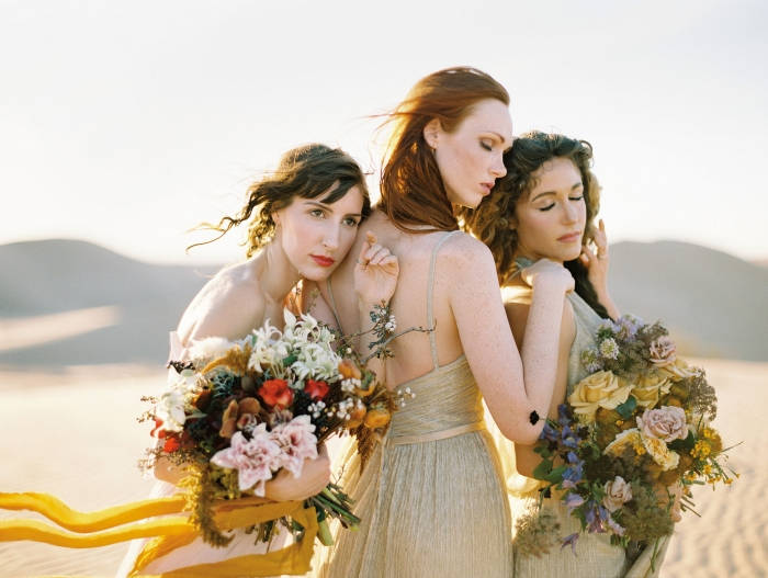 allure bridals spring collection bridesmaids
