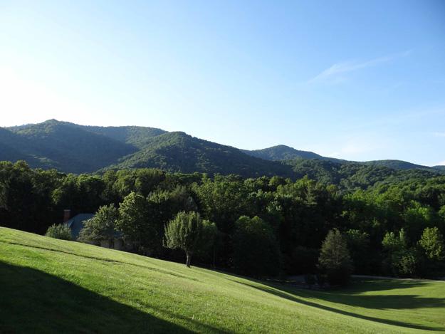 engadine Inn and cabins weddings