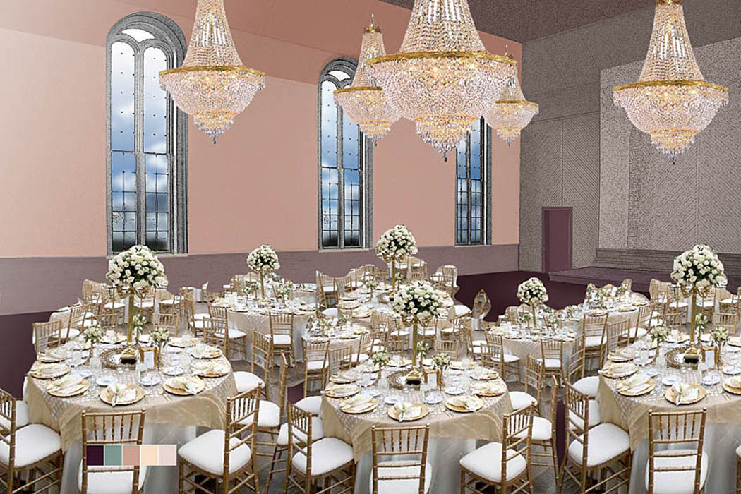The Grand Victorian Wedding And Events Destination Intimate