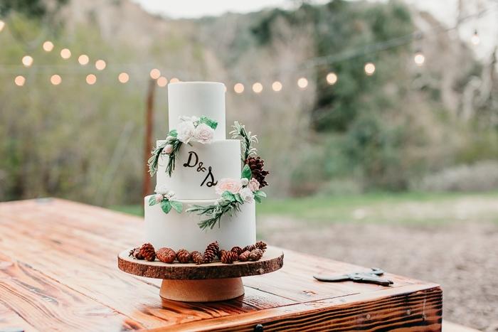 farm styled elopement